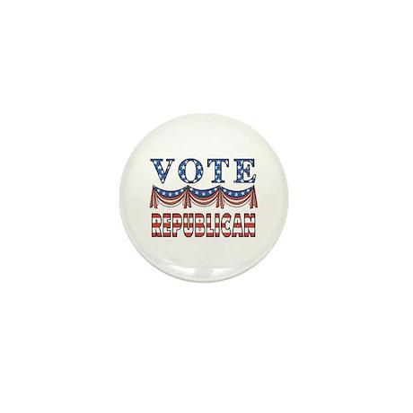 Vote Republican Mini Button (10 pack)