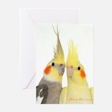 I hope you love birds Greeting Cards (Pk of 20)