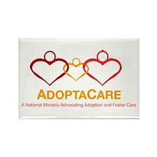 AdoptaCare Logo Rectangle Magnet