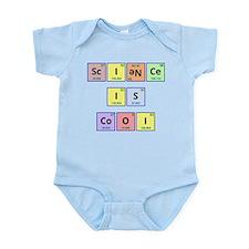 Science is Cool Onesie