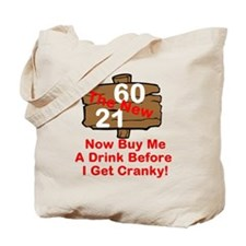 60 The New 21 Tote Bag