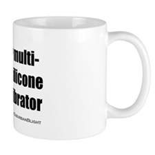 """Love Multi-Speed Vibrator"" Mug"