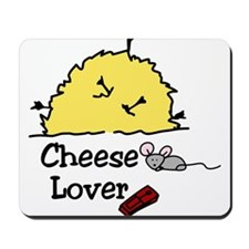 Cheese Lover Mousepad