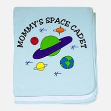 Mommy's Space Cadet baby blanket
