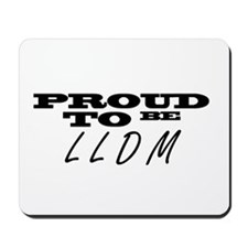 Proud to be Mousepad