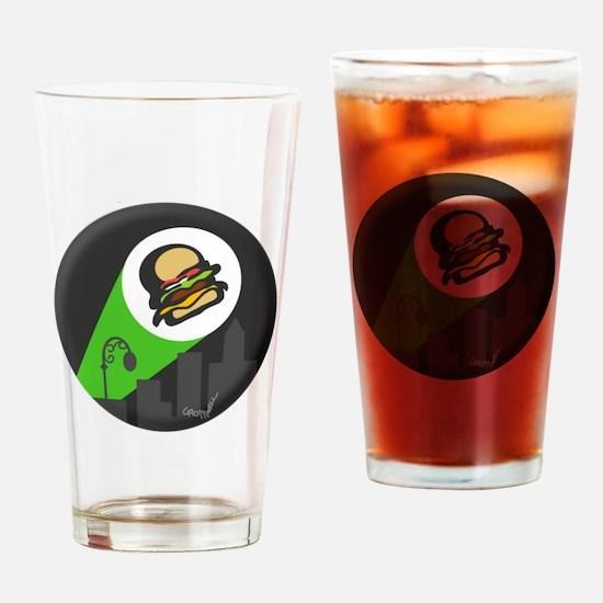 Sandwich Drinking Glass