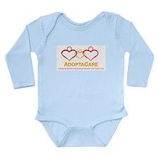 Foster care Long Sleeve Infant Bodysuit