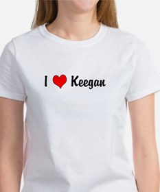I heart Keegan T-Shirt