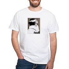 Bride of Frankenstein Illustration Shirt