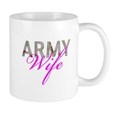 DCU Army Wife Mug