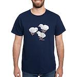 Guineas White Keets Dark T-Shirt