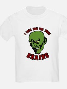 Zombie valentines T-Shirt