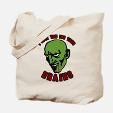 Zombie valentines Tote Bag