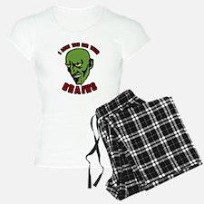 Zombie valentines Pajamas