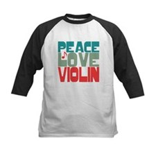 Peace Love Violin Tee