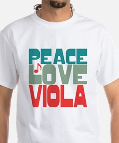 Peace Love Viola Shirt