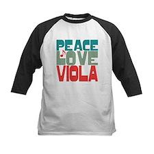 Peace Love Viola Tee