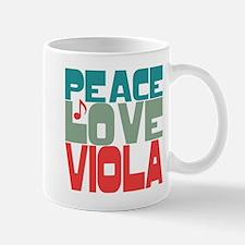 Peace Love Viola Mug
