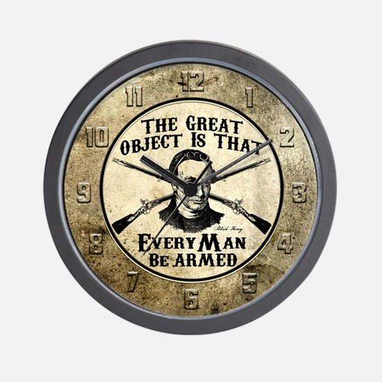 The Great Object Wall Clock