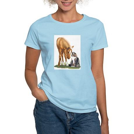 Mini Horse and Cat T-Shirt