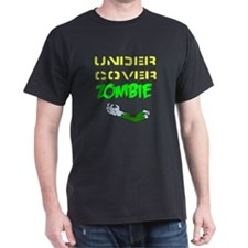 undercover zombie T-Shirt