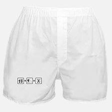 Pest Controller Boxer Shorts