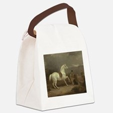 On the Hunt Canvas Lunch Bag