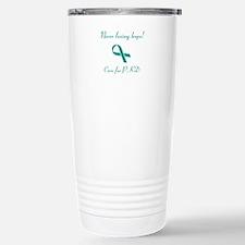 Never Losing Hope Travel Mug