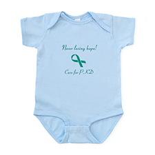 Never Losing Hope Infant Bodysuit
