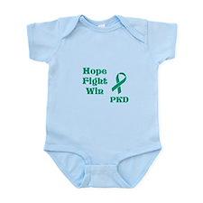 Hope Fight Win Infant Bodysuit