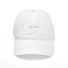 100% Kosher Baseball Cap
