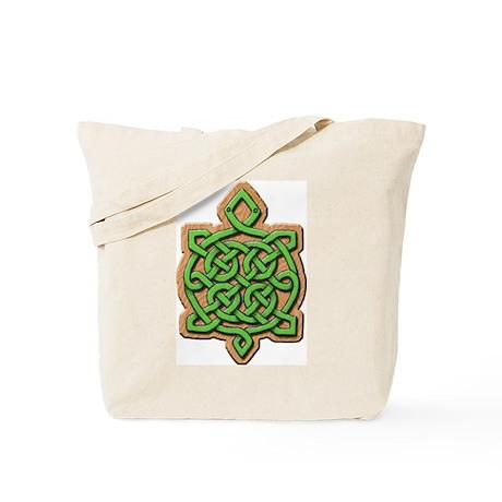 Celtic Turtle Tote Bag