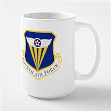 4th Air Force<BR> Senior Airman Mug