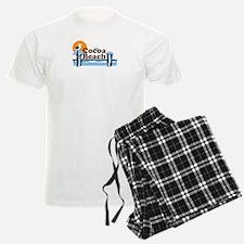 Cocoa Beach - Pier Design. Pajamas