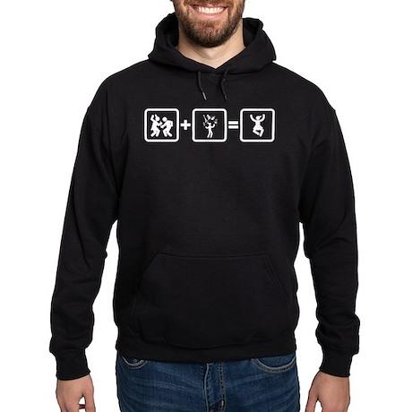 Multi Talented Musician Hoodie (dark)