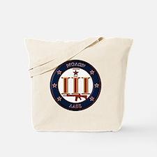 Come and Take It! (Blue and Orange) Tote Bag