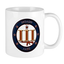 Come and Take It! (Blue and Orange) Mug