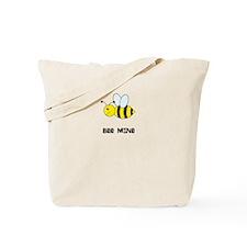 Bee Mine Design Tote Bag