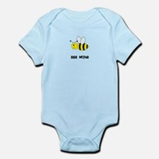 Bee Mine Design Infant Bodysuit