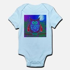 Moon Owl Infant Bodysuit