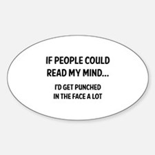 Read My Mind Decal