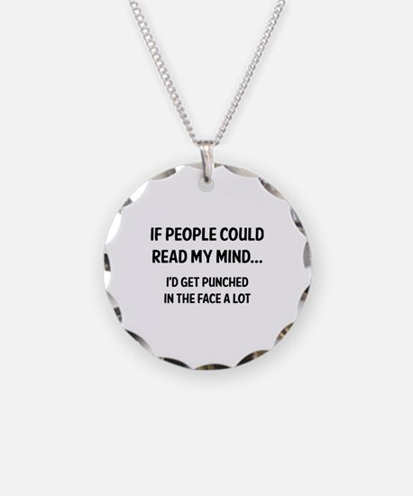 Read My Mind Necklace