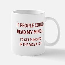 Read My Mind Mug