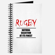 Rugby Natural Selection Journal