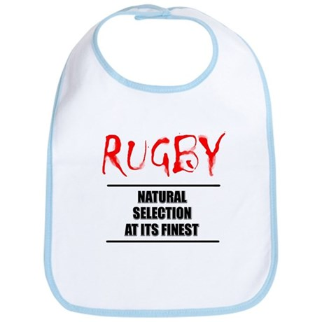 Rugby Natural Selection Bib