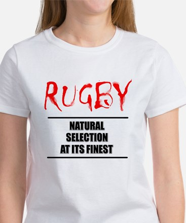 Rugby Natural Selection Women's T-Shirt