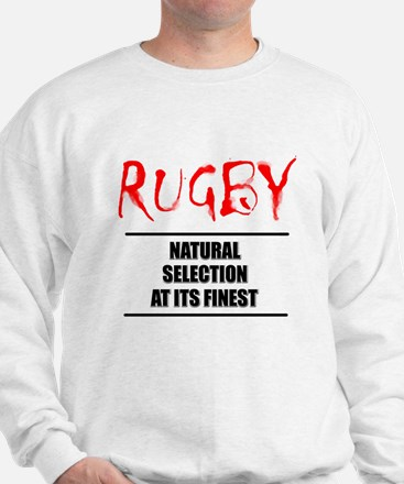 Rugby Natural Selection Sweatshirt