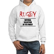 Rugby Natural Selection Hooded Sweatshirt