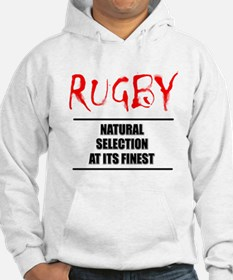 Rugby Natural Selection Hoodie
