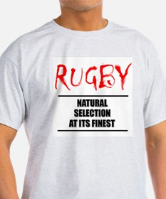 Rugby Natural Selection T-Shirt